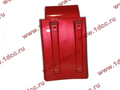 Брызговик передней оси левый H3 красный HOWO (ХОВО) WG1642230103 фото 1 Новокузнецк