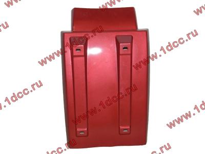 Брызговик передней оси правый H3 красный HOWO (ХОВО) WG1642230104 фото 1 Новокузнецк