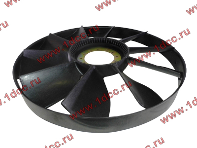 Вентилятор радиатора на гидромуфту d-640 H HOWO (ХОВО) VG2600060446 фото 1 Новокузнецк