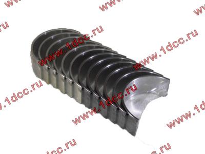 Вкладыши шатунные стандарт +0.00 (12шт) H2/H3 HOWO (ХОВО) VG1560030034/33 фото 1 Новокузнецк