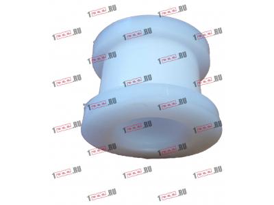 Втулка фторопластовая (передняя, кабина AZ1642430263) H2/H3 HOWO (ХОВО) AZ1642430261 фото 1 Новокузнецк