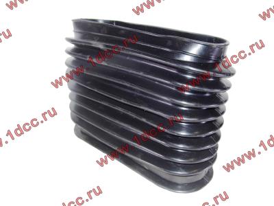 Гофра резиновая для отсекателя за кабиной H2/H3 HOWO (ХОВО) WG9725190008 фото 1 Новокузнецк