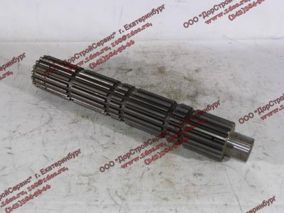 Вал вторичный КПП Fuller RT-11509 КПП (Коробки переключения передач) 18729 фото 1 Новокузнецк
