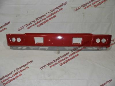Бампер H красный самосвал металлический HOWO (ХОВО) WG1641240001 фото 1 Новокузнецк