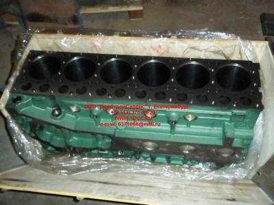Блок цилиндров двигатель WD615.68 (336 л.с.) H2 HOWO (ХОВО) 61500010383 фото 1 Новокузнецк