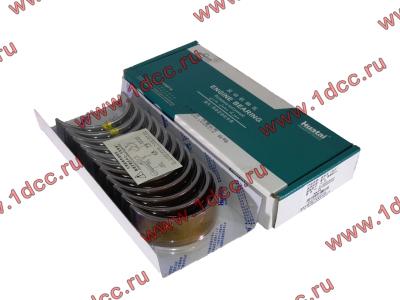 Вкладыши шатунные ремонтные +0,25 (12шт) H2/H3 HOWO (ХОВО) VG1560030034/33 фото 1 Новокузнецк