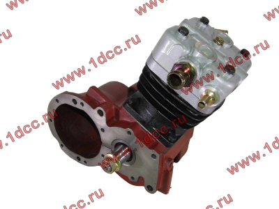 Компрессор пневмотормозов 1 цилиндровый H HOWO (ХОВО) AZ1560130070 фото 1 Новокузнецк