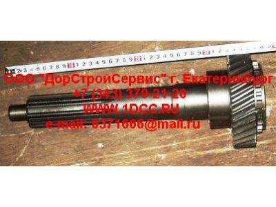 Вал первичный КПП ZF 5S-150GP d-50 H2/H3 КПП (Коробки переключения передач) 2159302060 фото 1 Новокузнецк
