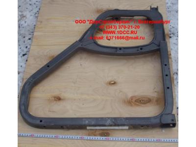Кронштейн брызговика передней оси левый H2 HOWO (ХОВО) WG9719930315 фото 1 Новокузнецк
