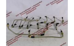 Трубки высокого давления, комплект на ДВС 8шт WP12 Е3