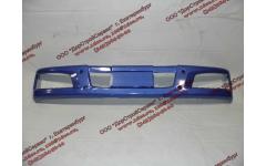 Бампер F синий металлический для самосвалов фото Новокузнецк