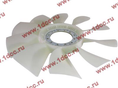 Вентилятор радиатора (на гидромуфту) без кольца d-590 H HOWO (ХОВО) 61500060131 фото 1 Новокузнецк