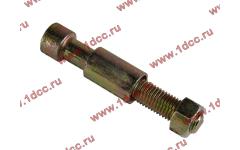 Болт M12х85 крепления подушки рессорной верхний с головкой под шестигранник H2/H3 фото Новокузнецк