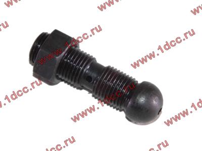 Болт регулировочный клапана с гайкой H2/H3 HOWO (ХОВО) VG14050010 фото 1 Новокузнецк