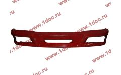 Бампер FN2 красный самосвал для самосвалов фото Новокузнецк