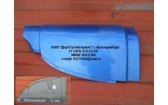 Обтекатель кабины левый HANIA синий фото Новокузнецк