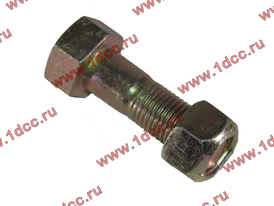 Болт M14х45 карданный с гайкой H2/H3 HOWO (ХОВО) Q151C1445 фото 1 Новокузнецк