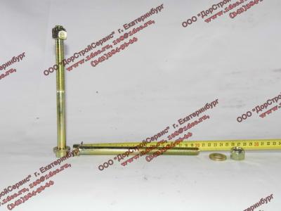 Болт центральный рессоры передней H2/H3 HOWO (ХОВО) 99100520710 фото 1 Новокузнецк