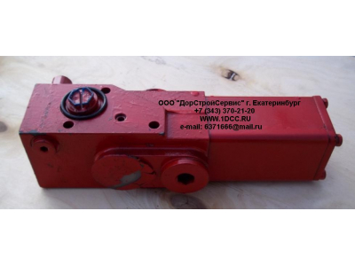 Клапан управления подъемом кузова HYVA (PT-1220-190) H HOWO (ХОВО) 14767319 фото 1 Новокузнецк