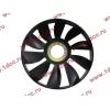 Вентилятор радиатора на гидромуфту d-640 H HOWO (ХОВО) VG2600060446 фото 2 Новокузнецк
