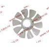 Вентилятор радиатора (на гидромуфту) без кольца d-590 H HOWO (ХОВО) 61500060131 фото 2 Новокузнецк