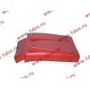Брызговик передней оси правый H3 красный HOWO (ХОВО) WG1642230104 фото 3 Новокузнецк