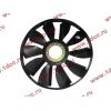 Вентилятор радиатора на гидромуфту d-640 H HOWO (ХОВО) VG2600060446 фото 3 Новокузнецк
