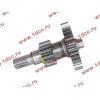 Вал промежуточный длинный с шестерней делителя КПП Fuller RT-11509 КПП (Коробки переключения передач) 18222+18870 (A-5119) фото 4 Новокузнецк