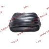 Гофра резиновая для отсекателя за кабиной H2/H3 HOWO (ХОВО) WG9725190008 фото 4 Новокузнецк
