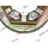Гайка хвостовика проходного вала (МОДа, хвостовика редуктора) H/SH HOWO (ХОВО) 179000320013 фото 4 Новокузнецк