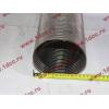 Гофра-труба выхлопная 6х4 с юбкой H2/H3 HOWO (ХОВО) WG9725540053 фото 5 Новокузнецк
