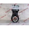 Компрессор пневмотормозов 2-х цилиндровый WABCO H3 HOWO (ХОВО) VG1099130010 фото 5 Новокузнецк